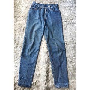 Levi's Straight Leg High Rise Jeans